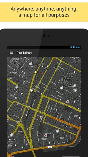 Download Android Offline GPS Navigation n Maps apk, apps Direct Link